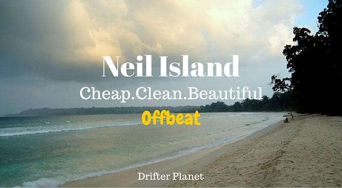 Neil Island of the Andaman and Nicobar Islands