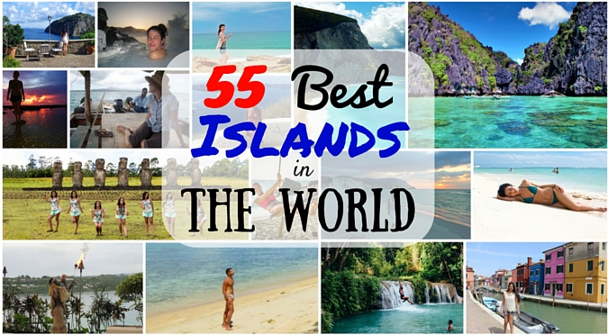 55 Best Islands in the world: REVEALED by Top Travel Writers