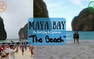 """Maya Bay: The BEST Way to Experience """"The Beach"""""""
