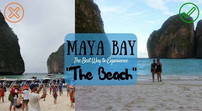 "Maya Bay: The BEST Way to Experience ""The Beach"""