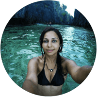 Sonal from Drifter Planet in El Nido, Palawan