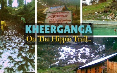 Kheerganga – My Favorite Trek in the Himalayas