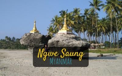 Ngwe Saung – White Sand Beach Destination Near Yangon, Myanmar