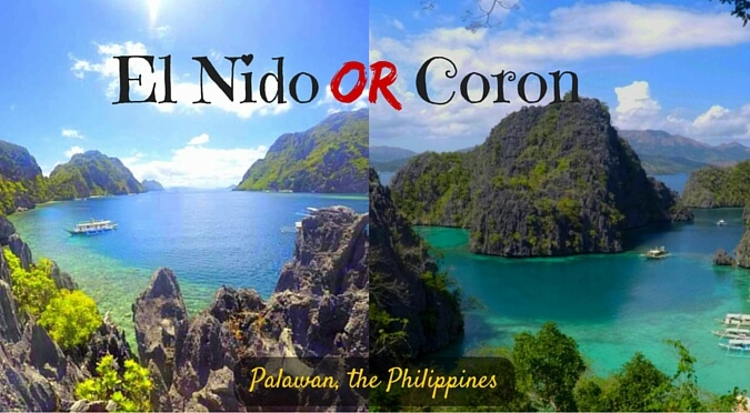 El Nido or Coron? A Comparison of Palawan's top destinations