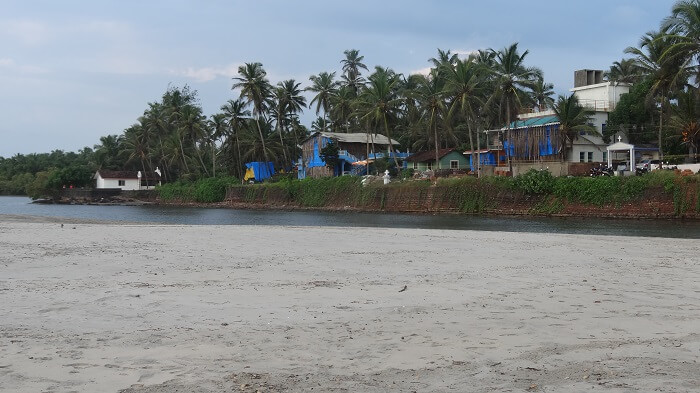 Ashwem Beach, North Goa