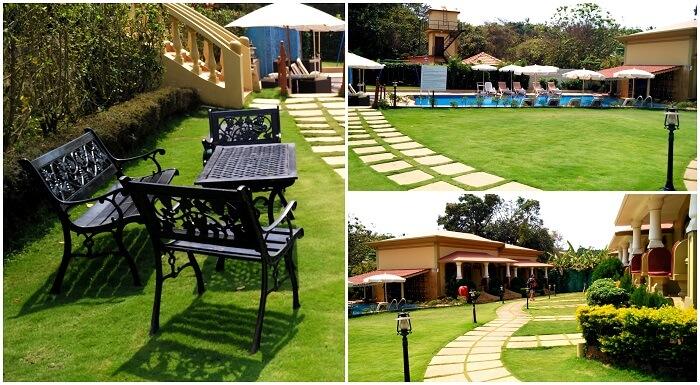 Cochichos Resort Garden