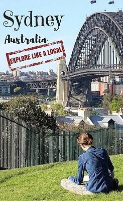Explore Sydney Like a local