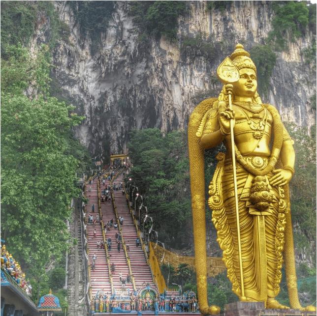 Batu Caves - Things to do in Kuala Lumpur