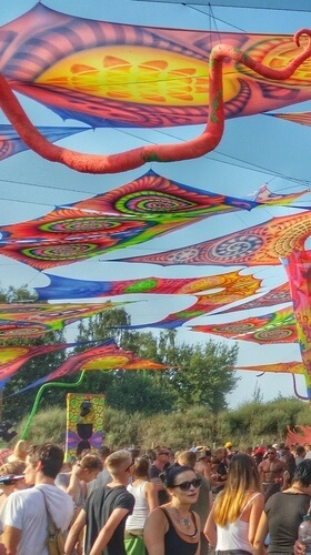 Earthquake Festival 2016 Germany - Why We Love Music Festivals - Drifter planet