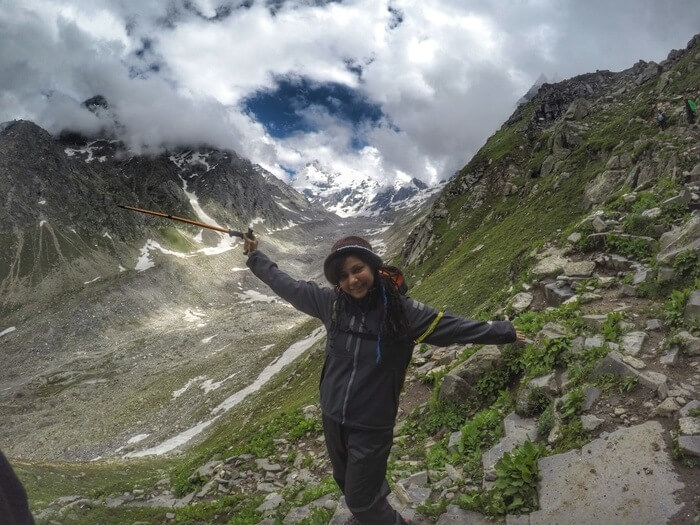Hampta Pass - Day 3 - Entering Spiti Valley