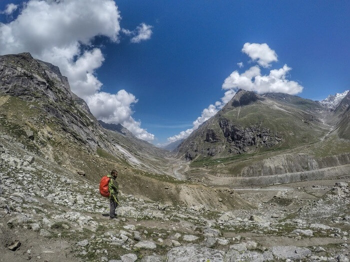 Hampta Pass Day 4 - Spiti Valley's Barren Beauty