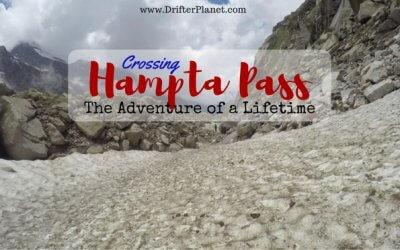 Crossing Hampta Pass – the Adventure of a Lifetime