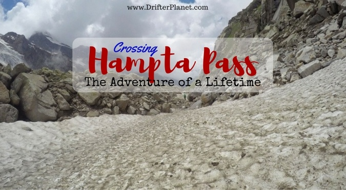 Hampta Pass Trek by Drifter Planet GIO