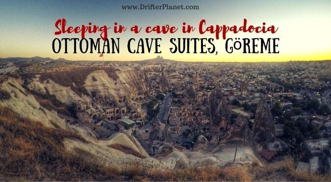 Ottoman Cave Suites, Göreme