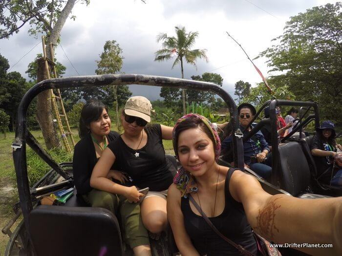 Mount Merapi Jeep Ride with Murni and Bressiona