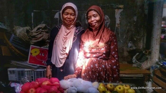 Beautiful people of Kotagede, Yogyakarta