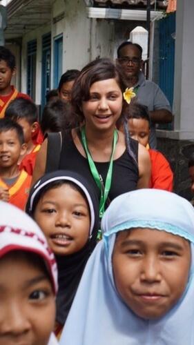 Yogyakarta changed me