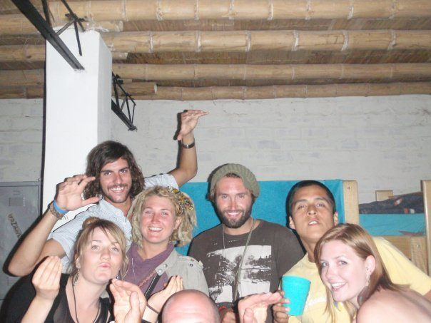Party Non Stop with Backpackers in Huacachina, Peru