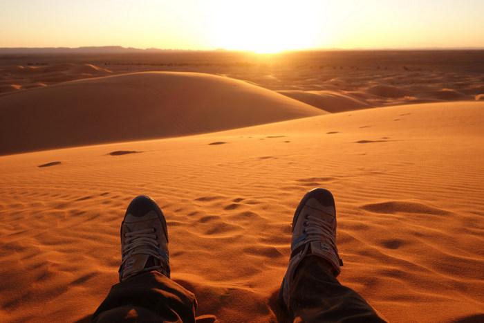 """Experience an Exotic """"réveillon"""" at Erg Chebbi Dunes - Sahara Desert, Morocco"""
