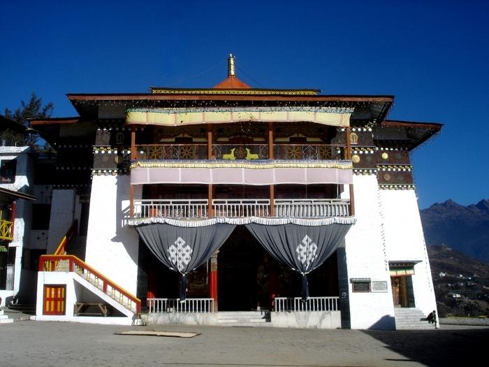 Experience a Spiritual Rejuvenation with monks at Tawang, India