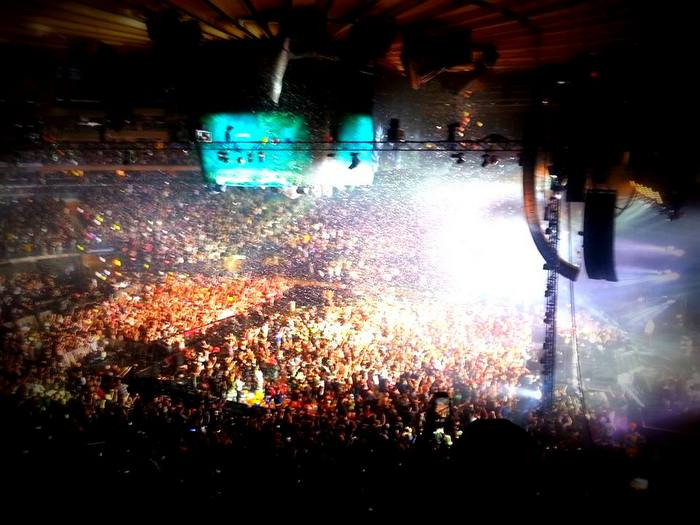 Attend a Live Concert at Madison Square Garden