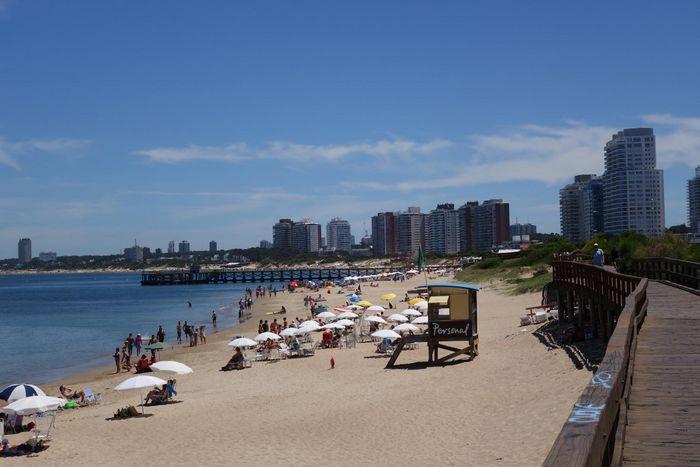 Enjoy a Luxurious Upscale Beach Party at Punta del Este, Uruguay