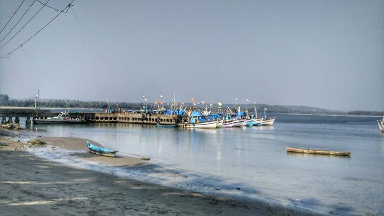 Goa Flea Markets - Chapora Jetty
