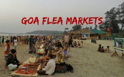Goa Flea Markets – 7 Colorful Bazaars That You Shouldn't Miss