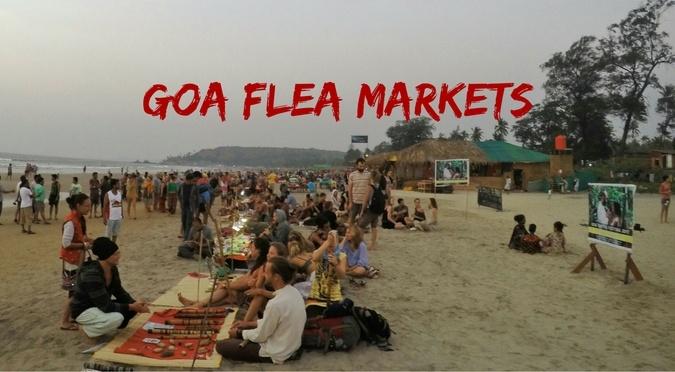 Shopping in Goa - 7 Colorful Flea Markets of Goa | Drifter Planet