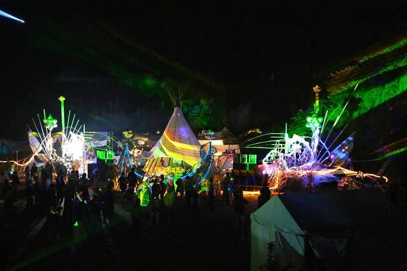 Re:birth Festival, Japan - Psytrance Festivals 2017