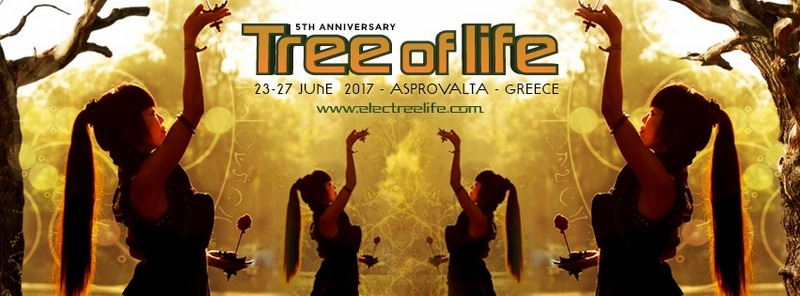 Tree of Life Festival, Greece - Psytrance Festivals 2017