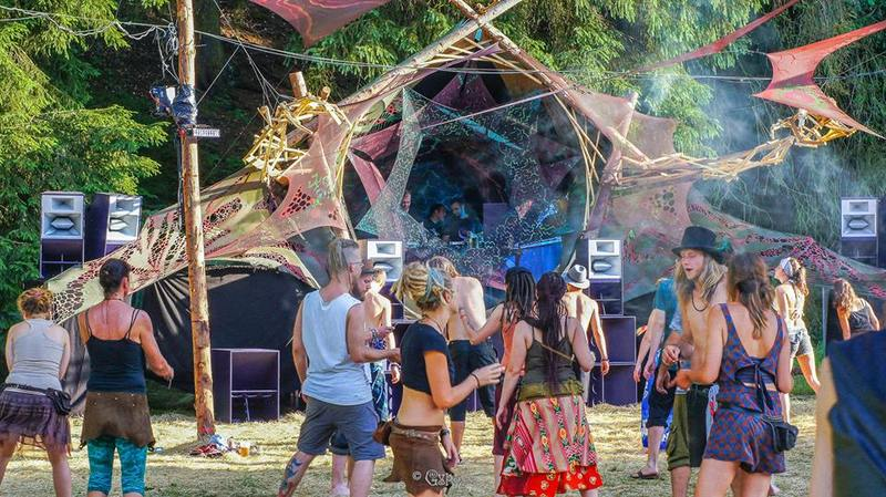 17 Psytrance Festivals You Should Attend In 2017 Drifter Planet