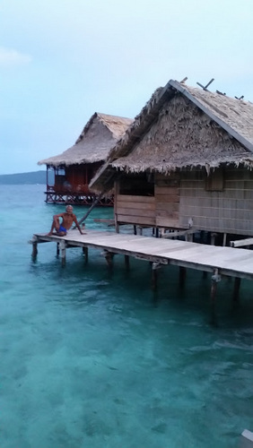 Sawinggrai Village - Raja Ampat Travel Guide
