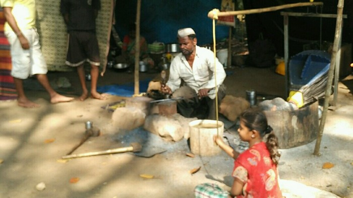 Village Exploration outside Dudhsagar Plantation, Goa