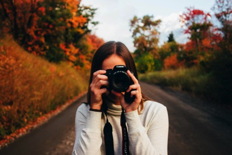 Camera - 8 Useful Gadgets for Traveling