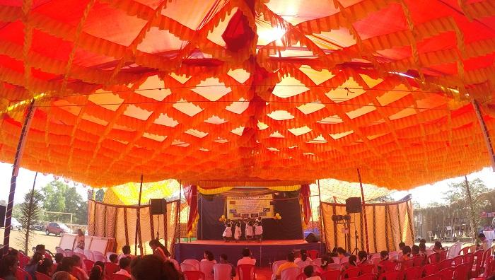 Amazing dance performances at Goa Tribal Festival